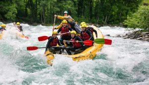 ล่องแก่ง (Rafting) ความสนุกตื่นเต้นที่จะทำให้ทริปวันหยุดมีสีสันมากขึ้นกว่าเดิม